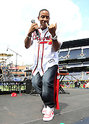 ATLANTA, GA - MAY 14:  Ludacris performs during a post-game concert after the game between the Atlanta Braves and the Philadelphia Phillies at Turner Field on May 14, 2011 in Atlanta, Georgia.  (Photo by Mike Zarrilli/Getty Images)