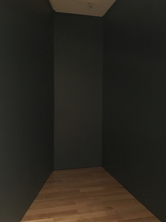 Corner of No Concern No. 1 - High Museum of Art