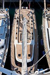 Super Yacht Cup, Palma de Mallorca, June 25th, 2011 © Sander van der Borch
