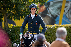 Matute Guimon Juan, ESP, Quantico Ymas<br /> CHIO Aachen 2021<br /> © Hippo Foto - Sharon Vandeput<br /> 17/09/21