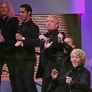 NLD/Hilversum/20100910 - Finale Holland's got Talent 2010, Gordon met band Los Angeles, the voices
