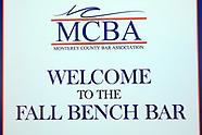 MCBA Fall Bench Bar