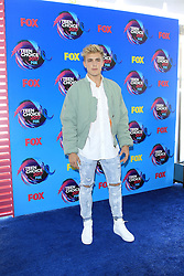 August 13, 2017 - Los Angeles, CA, USA - LOS ANGELES - AUG 13:  Jake Paul at the Teen Choice Awards 2017 at the Galen Center on August 13, 2017 in Los Angeles, CA (Credit Image: © Kay Blake via ZUMA Wire)