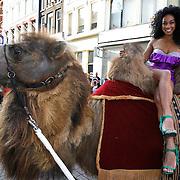NLD/Amsterdam/20100525 - Premiere film Sex & the City 2, Veronica van Hoogdalem