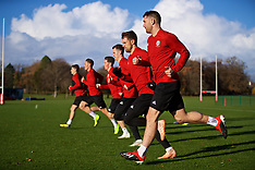 2018-11-12 Wales Training