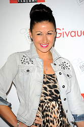 Hayley Tammadon attends the FiFI UK Fragrance Awards 2013 at The Brewery on May 16, 2013 in London, England, May 16, 2013. Photo by:  Chris Joseph / i-Images