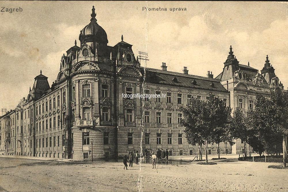 Zagreb : Prometna uprava. <br /> <br /> ImpresumP. [Prag] : L & P. [Lederer & Popper], [1912].<br /> Materijalni opis1 razglednica : tisak ; 8,7 x 13,7 cm.<br /> NakladnikLederer & Popper<br /> Mjesto izdavanjaPrag<br /> Vrstavizualna građa • razglednice<br /> ZbirkaZbirka razglednica • Grafička zbirka NSK<br /> Formatimage/jpeg<br /> PredmetZagreb –– Ulica Antuna Mihanovića<br /> SignaturaRZG-MIH-22<br /> Obuhvat(vremenski)20. stoljeće<br /> NapomenaRazglednica je putovala 1912. godine. • U lijevom donjem kutu poleđine razglednice otisnut je monogram Lederera & Poppera - L. & P. // P. (za Prag).<br /> PravaJavno dobro<br /> Identifikatori000955214<br /> NBN.HRNBN: urn:nbn:hr:238:877437 <br /> <br /> Izvor: Digitalne zbirke Nacionalne i sveučilišne knjižnice u Zagrebu