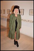 JOANNA HARVEY, John Dunbar Private View, England and Co. 90-92 Great Portland Street, London 7 October 2014