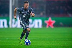 12-12-2018 NED: Champions League AFC Ajax - FC Bayern Munchen, Amsterdam<br /> Match day 6 Group E - Ajax - Bayern Munchen 3-3 / Franck Ribery #7 of Bayern Munich