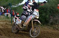 Motor<br /> Paris Dakar 2004<br /> Foto: Digitalsport<br /> Norway Only<br /> <br /> NARBONNE - CASTELLON<br /> JACEK CZACHOR / KTM