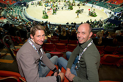 Hans Peter Minderhoud, (NED), Patrick Kittel, (SWE)<br /> Reem Acra FEI World Cup Final Dressage - Goteborg 2016<br /> © Hippo Foto - Dirk Caremans<br /> 26/03/16