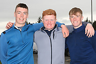 Josh Mackin (Dundalk) wins the Ulster Boys Championship at Donegal Golf Club, Murvagh, Donegal, Co Donegal on Friday 26th April 2019.<br /> Picture:  Thos Caffrey / www.golffile.ie
