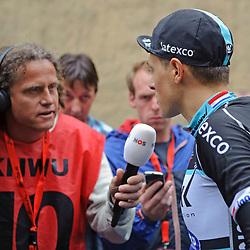Niki Terpstra wordt Nederlands Kampioen voor de derde keer in Emmen