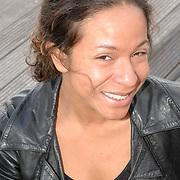 NLD/Amsterdam/20070509 - Nominatielunch Musicalawards 2007, Nurlaila Karim