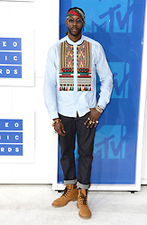 2 Chains arriving at the MTV Video Music Awards 2016, Madison Square Garden, New York City.