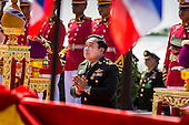 Retirement Ceremony for Thai Generals