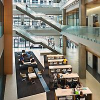 GSU Law School Atrium - Atlanta, GA