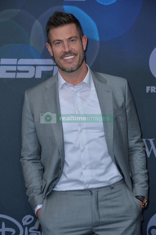 May 14, 2019 - New York, NY, USA - May 14, 2019  New York City..Jesse Palmer attending Walt Disney Television Upfront presentation party arrivals at Tavern on the Green on May 14, 2019 in New York City. (Credit Image: © Kristin Callahan/Ace Pictures via ZUMA Press)