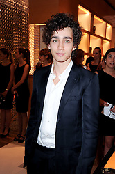 BOBBY SHEEHAN at a party to celebrate the opening of the Louis Vuitton Bond Street Maison, New Bond Street, London on 25th May 2010.
