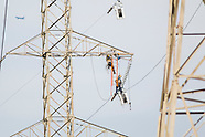 High wire workers