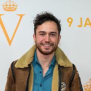NLD/Katwijk/20191030 - 9 jaar Soldaat van Oranje, Thomas Cox