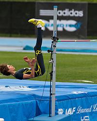 adidas Grand Prix Diamond League professional track & field meet: womens high jump, Blanka Vlasic, Croatia