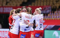 EHF Euro 2020 Main Round group I match between Denmark and Russia in Jyske Bank Boxen, Herning, Denmark on December 15, 2020. Photo Credit: Allan Jensen/EVENTMEDIA.
