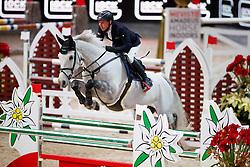Dreher Hans Dieter, (GER), Cool and Easy<br /> MEVISTO Amadeus Horse Indoor Salzburg<br /> © Hippo Foto - Stefan Lafrentz<br /> 11-12-2016