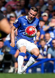 Everton's Tom Cleverley  - Mandatory byline: Matt McNulty/JMP - 07966386802 - 08/08/2015 - FOOTBALL - Goodison Park -Liverpool,England - Everton v Watford - Barclays Premier League