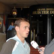 NLD/Noordwijk/20060829 - Nederlands Elftal komt bijeen voor de wedstrijd tegen Luxemburg, Wesley Sneijder