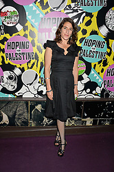 ESTHER FREUD at Hoping's Greatest Hits - the 10th Anniversary of The Hoping Foundation's charity benefit held at Ronnie Scott's, 47 Frith Street, Soho, London on 16th June 2016.