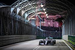 September 20, 2019, Singapore, Singapore: Motorsports: FIA Formula One World Championship 2019, Grand Prix of Singapore, .#44 Lewis Hamilton (GBR, Mercedes AMG Petronas Motorsport) (Credit Image: © Hoch Zwei via ZUMA Wire)