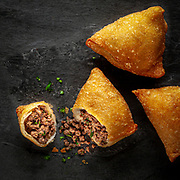 Food Photography for Ishtar Catering packaging