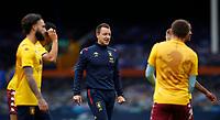 Football - 2019 / 2020 Premier League - Everton vs Aston Villa<br /> <br /> John Terry of Aston Villa at Goodison Park<br /> <br /> COLORSPORT/LYNNE CAMERON
