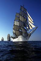 Seiling<br /> Foto: Dppi/Digitalsport<br /> NORWAY ONLY<br /> <br /> SAILING - TALL SHIP - 1999 <br /> <br /> CHRISTIAN RADICH (NOR)