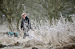 © Licensed to London News Pictures. 06/01/2017<br /> Cold freezing conditions this morning at Footscray Meadows in Sidcup,Kent.<br /> A YELLOW cold weather warning has been issued for Kent and the South East by the Met Office.<br /> Photo credit :Grant Falvey/LNP