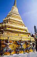 The Royal Grand Palace, Bangkok, Thailand