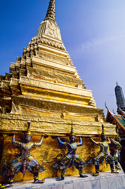 The Royal Grand Palace, Bangkok, Thailand