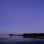Estuary at sunset. San José del Cabo. BCS, Mexico.