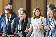 112918 Queen Letizia attends the commemorating the 40th anniversary Employment Institute