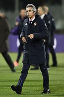 Firenze 22-04-2017 Stadio Artemio Franchi Football Calcio Serie A 2016/2017 Fiorentina - Inter / foto Daniele Buffa/Image Sport<br /> Paulo Sousa Fiorentina