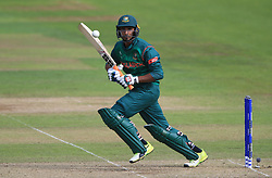 Bangladesh's Mahmudullah during the ICC Champions Trophy, Group A match at Sophia Gardens, Cardiff.