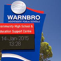 LED Sign - Warnbro WA - 14 Jan 15