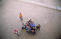 School kids, Mongolia.