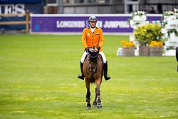 Houtzager Marc, NED, Sterrehofs Calimero<br /> European Championship Riesenbeck 2021<br /> © Hippo Foto - Dirk Caremans<br />  01/09/2021