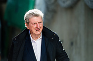 Roy Hodgson Crystal Palace manager arrived for  the Premier League match between Crystal Palace and Tottenham Hotspur at Selhurst Park, London, England on 25 February 2018. Picture by Sebastian Frej.