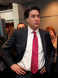 © Licensed to London News Pictures. 23/3/2013. Birmingham, UK. Labour Policy Forum at the ICC. Pictured, Labour Leader Ed Miliband. Photo credit : Dave Warren/LNP