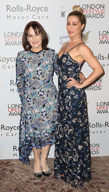 Arlene Phillips, London Lifestyle Awards, Lancaster London Hotel UK, 03 October 2016, Photo by Richard Goldschmidt