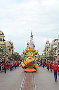 Eurodisney Parade