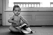 Paris and NY photographer. B&W portrait photography. Kids.